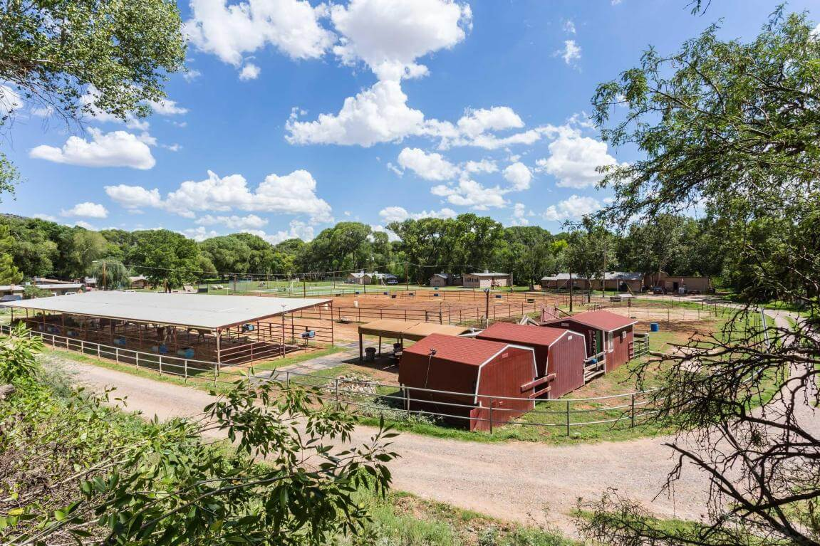 Willow Point offers Full-Service Horse Facilities